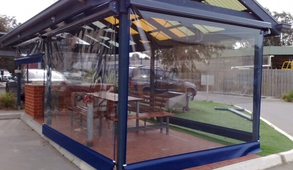 Cafe Blinds Melbourne Outdoor Blinds