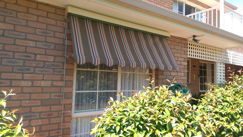 canvas awnings melbourne