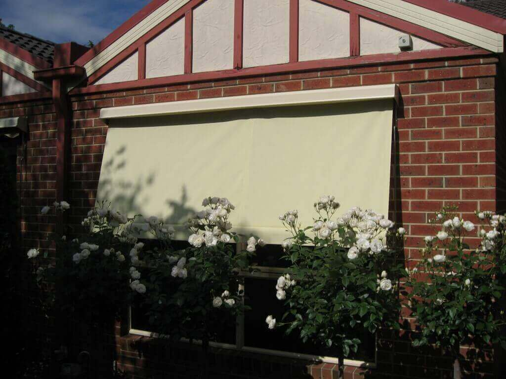 Canvas Blinds Canvas Awnings Melbourne Euroblinds