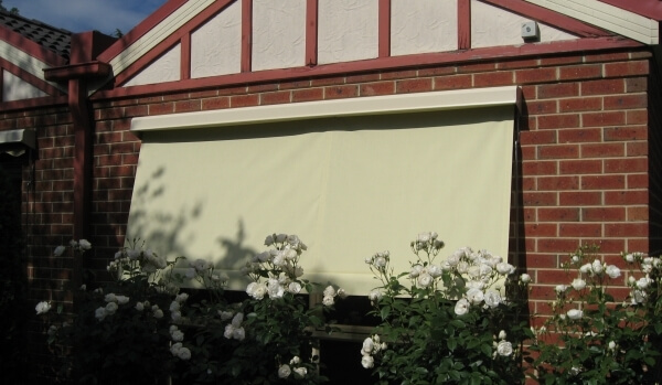 Traditional Canvas Awning