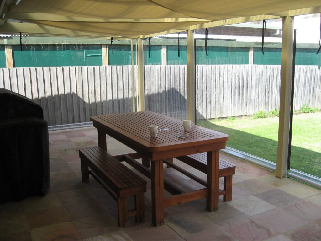 Patio Bistro Amp Outdoor Blinds In Melbourne Euroblinds
