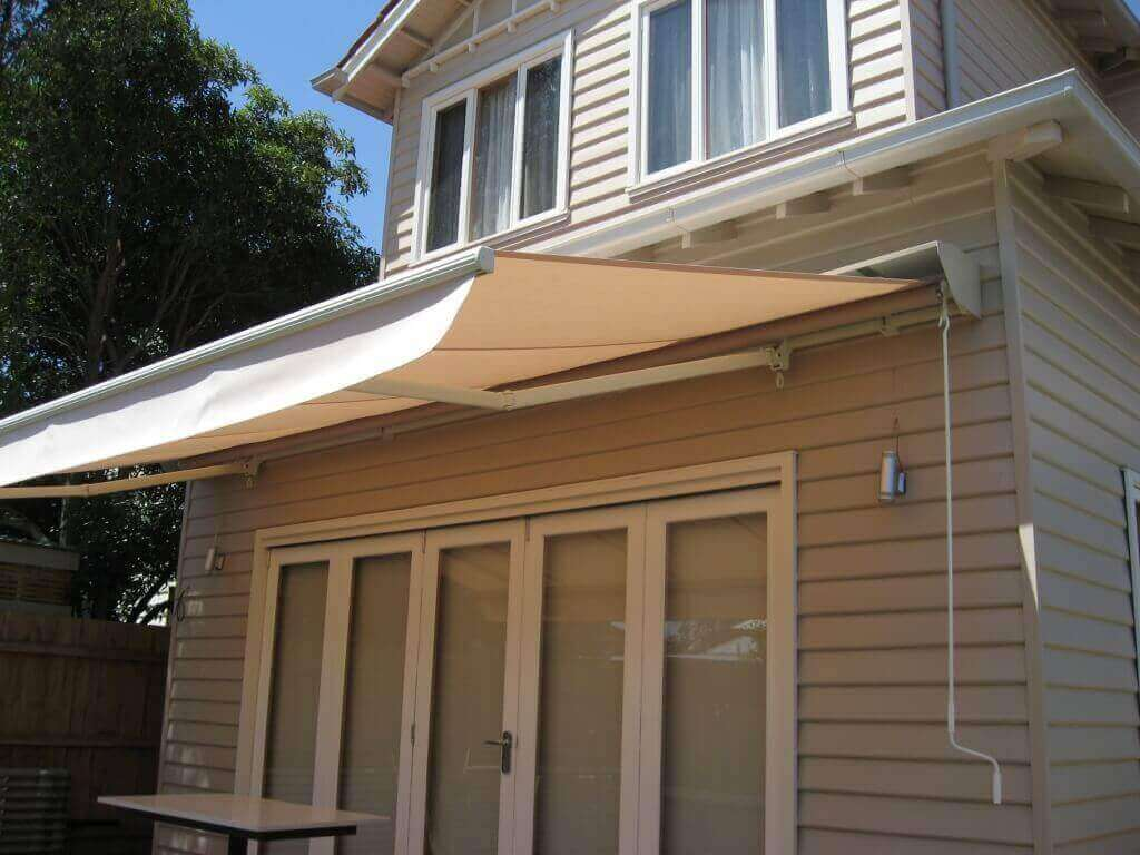 European Designed Folding Arm Awnings In Melbourne