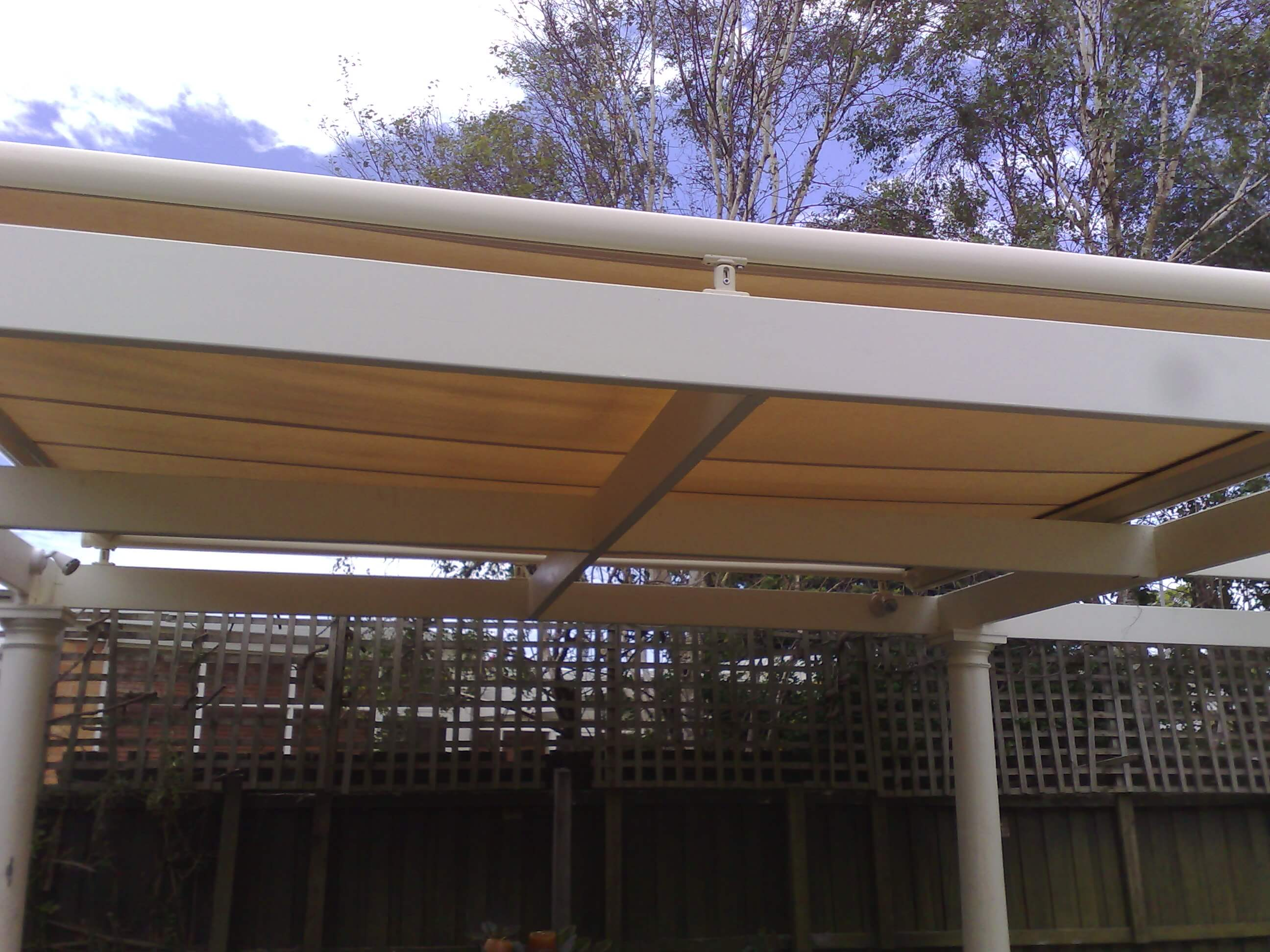 Glass Roof And Conservatories Awnings By Euroblinds