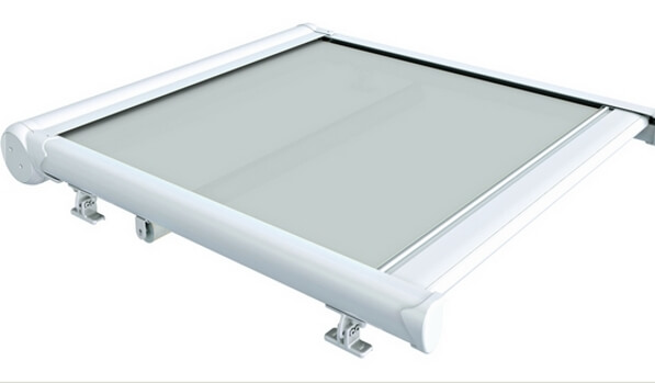 Glass Roof Awning