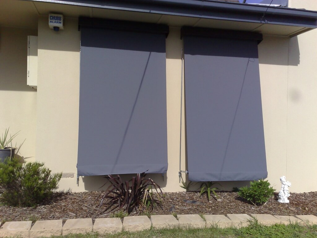 Canvas blinds canvas awnings melbourne euroblinds - Canvas canopy ...