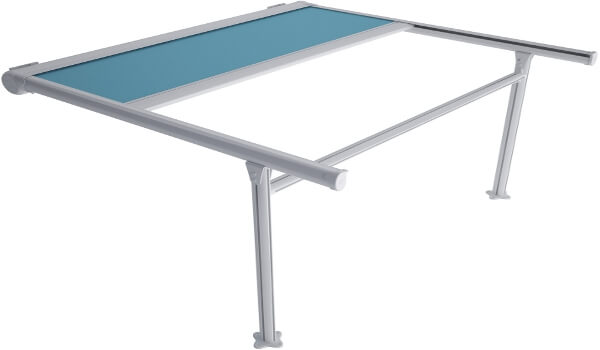 Open Giotto Plus Sunroof Awning