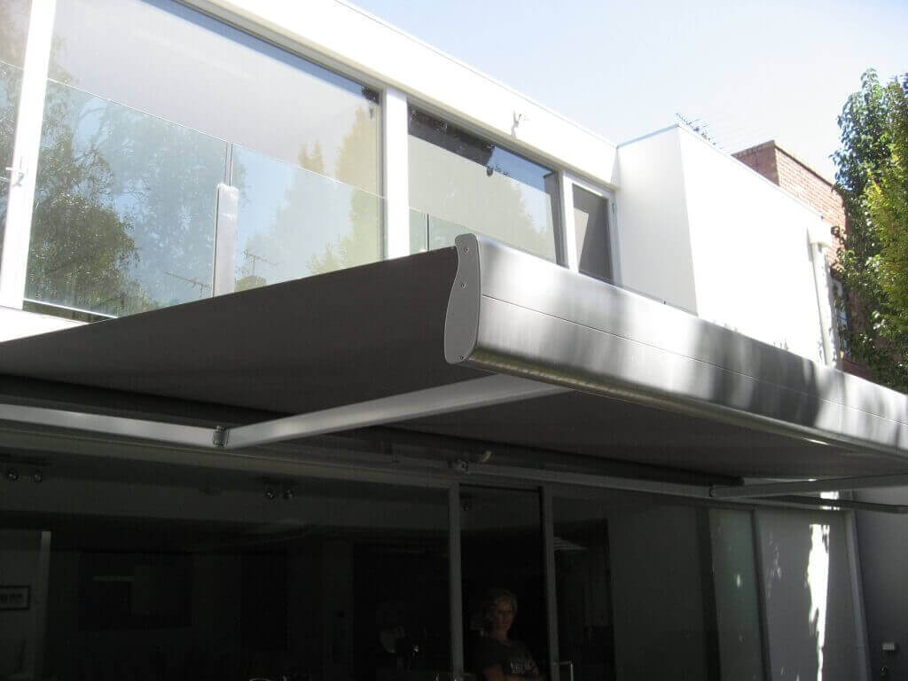 Semi Cassette Retractable Awnings Melbourne Euroblinds