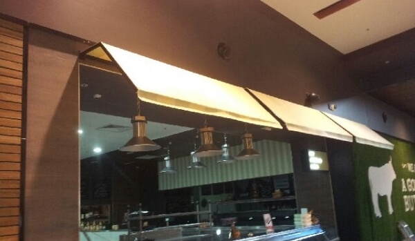 cafe blinds melbourne