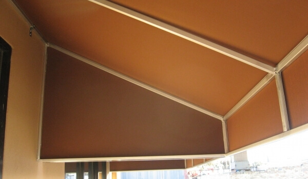 French Canopies Melbourne & French Canopies Melbourne| Wedge Canopy Awnings