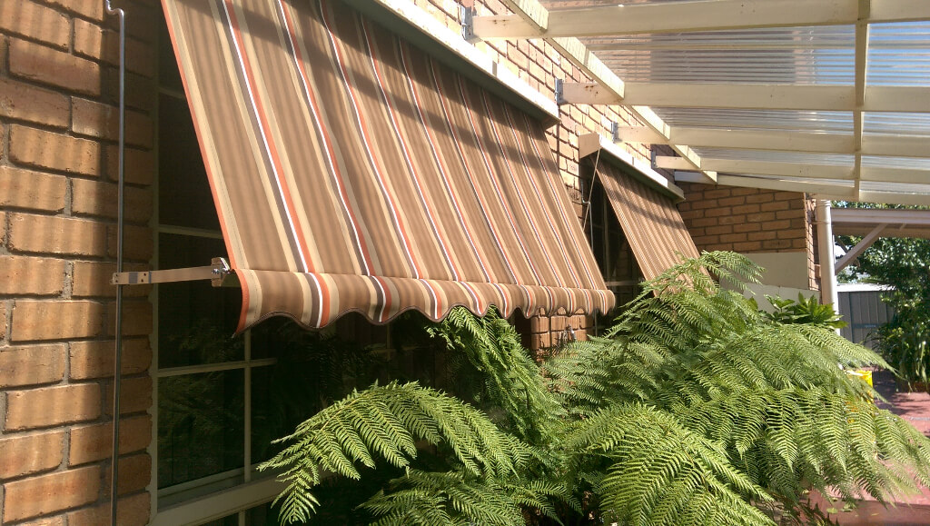 Canvas Awnings Melbourne | Awnings Melbourne | Euroblinds