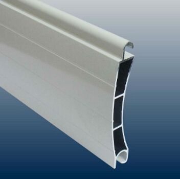 Extruded Roller Shutter Profile