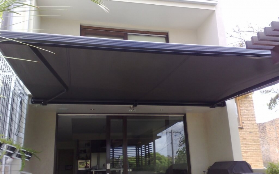 ARMONY FULL CASSETTE AWNING OPEN