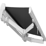 semi cassette folding arm awnings melbourne
