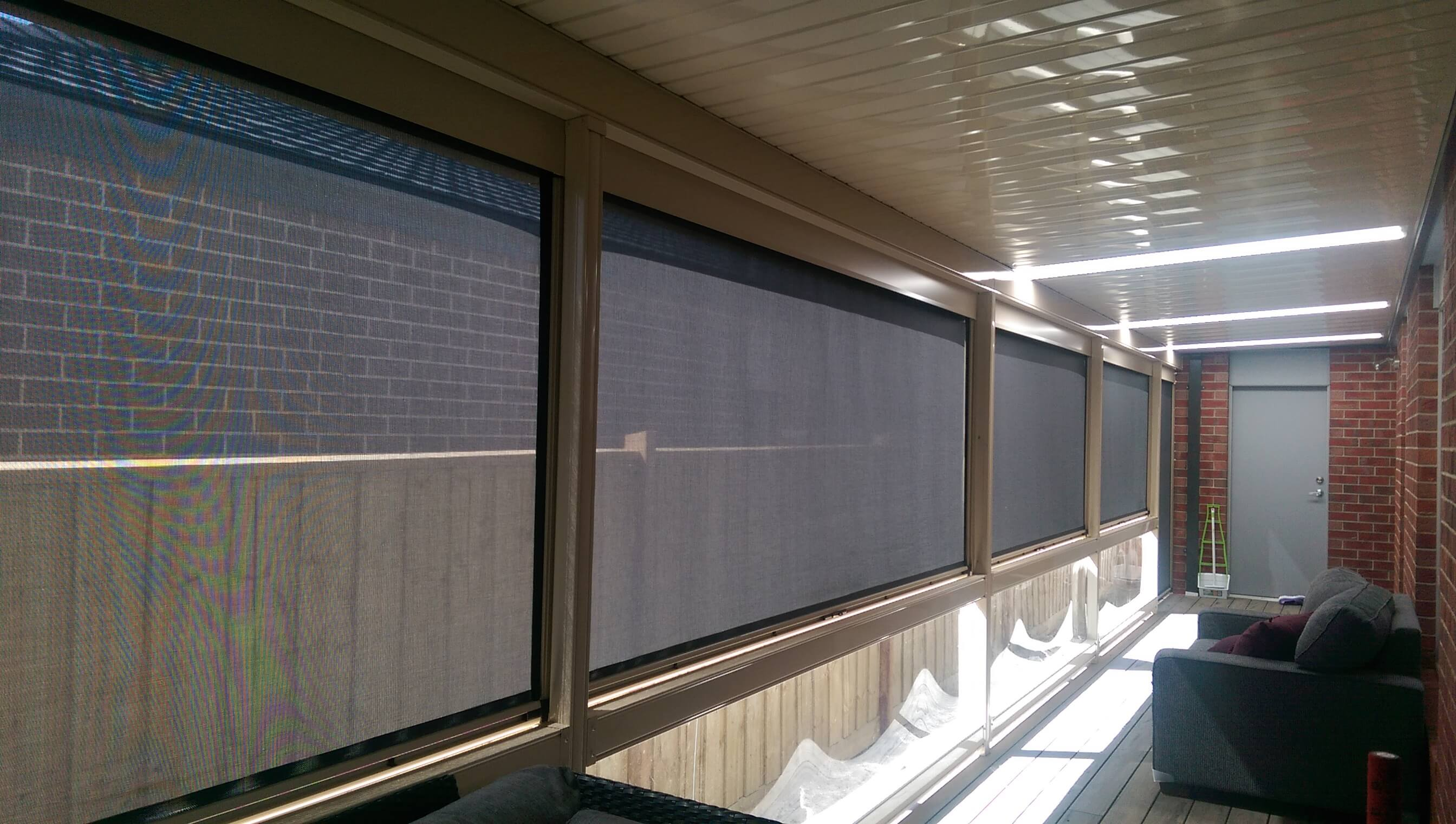 Zip Track Blinds Melbourne Euroblinds