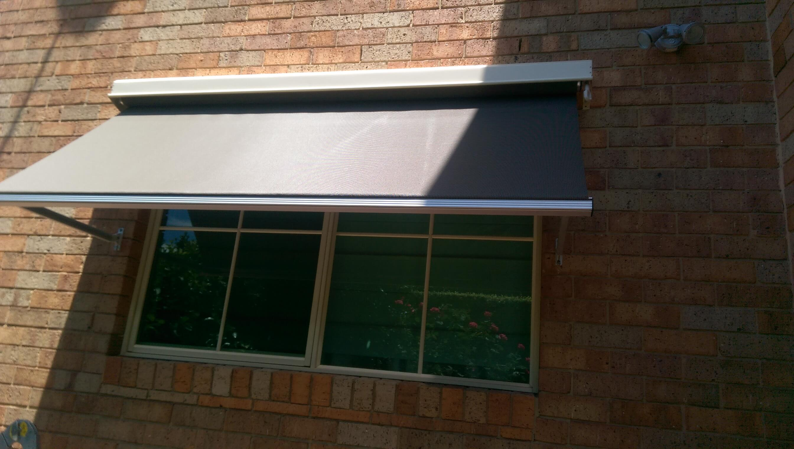 Drop Arm Awnings Melbourne By Euroblinds